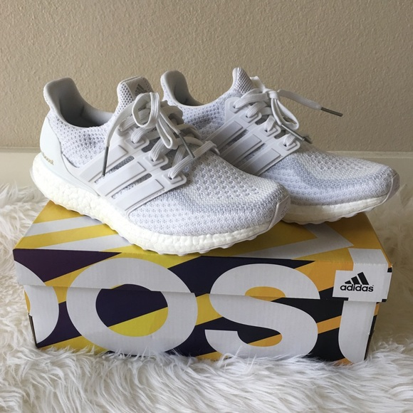 Adidas zapatos ultra aumenta el triple poshmark blanco